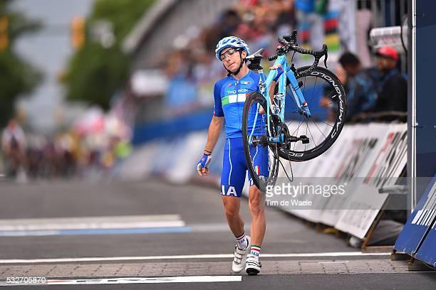 Road World Championships 2015 / Women Elite Arrival/ BRONZINI Giorgia / Richmond - Richmond / Femmes Vrouwen / Championat du Monde Route /...