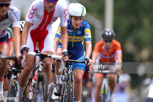 Road World Championships 2015 / Women Elite Emma Johansson / Richmond - Richmond / Femmes Vrouwen / Championat du Monde Route / Wereldkampioenschap...