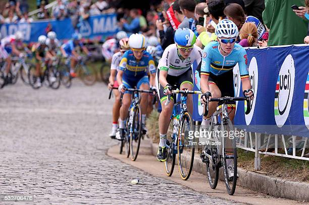 Road World Championships 2015 / Women Elite Jolien D'HOORE / Richmond - Richmond / Femmes Vrouwen / Championat du Monde Route / Wereldkampioenschap...