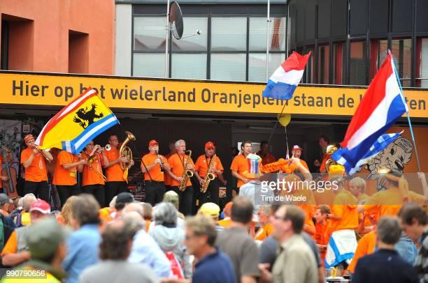 Road World Championships, Road Men -23Illustration Illustratie, Dutch Fans Supporters, Holland Netherlands, Mendrisio, Landscape Paysage Landschap,...