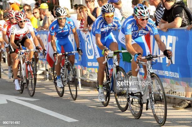 Road World Championships, Road Men Elitefiliuppo Pozzato / Ivan Basso / Alexandre Kolobnev / Fabian Cancellara / 19 Laps / Championat Du Monde,...