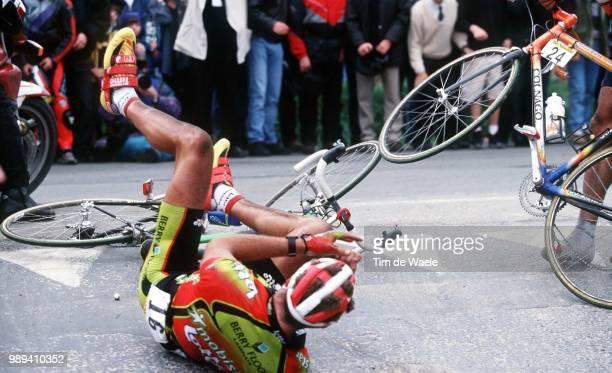 Cycling Ronde Van Vlaanderen 99Planckaert Jo Chute Cyclisme Wielrennentour Flandres 99 Ronde Vlaanderen 99Iso Sport Im 334823 Sport Sportsport Sp