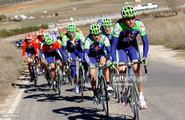 Routa Del Sol Stage 2Team Equipe Ploeg Comunidad Valenciana Cabello Francisco Garcia Quesada Carlos Garcia Quesada Adolfo Pascual Llorente Javier...