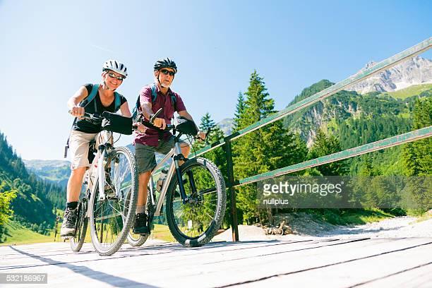 Radfahren Senioren