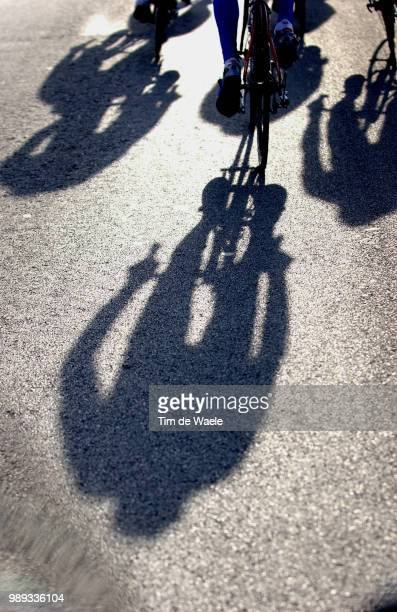 Stage Quick-Step Innergetic Illustration Illustratie, Hombre Shadow Schaduw, Peleton Pelotontraining Entrainement