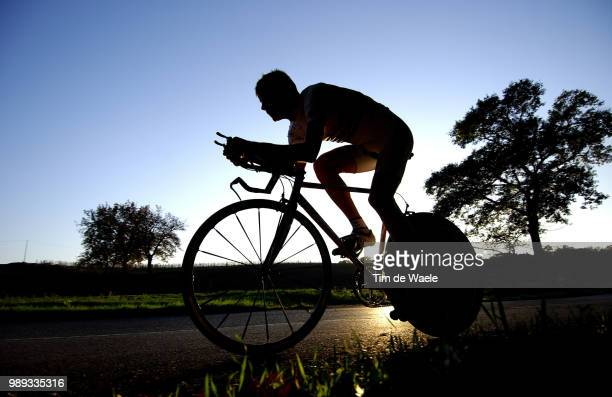 Stage Quick-Step Innergetic Rogers Michael , Illustration Illustratie Time Trial Tijdrit Contre La Montre, Hombre Shadow Schaduw Training Entrainement