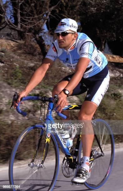 Stage Team Domo In Spain /Vandenbroucke Frank /Farm Frites /