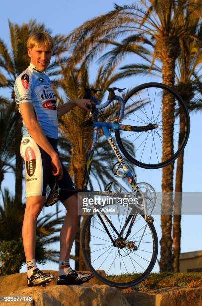 Stage Team DomoFarm Frites In Spain /Merckx Axel /