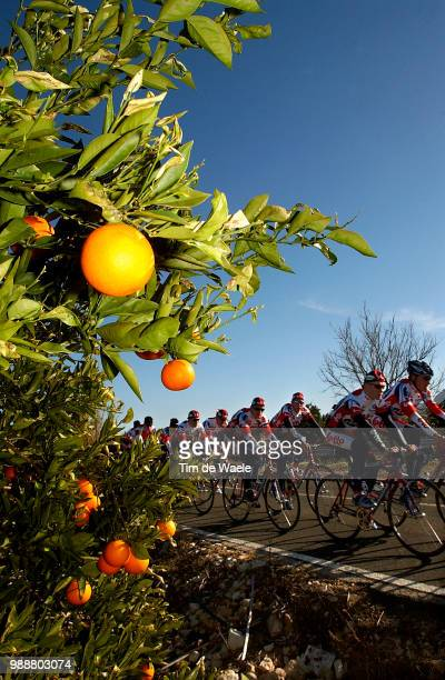 Stage Team Lotto Domo Paysage Landschap Landscape Equipe Ploeg