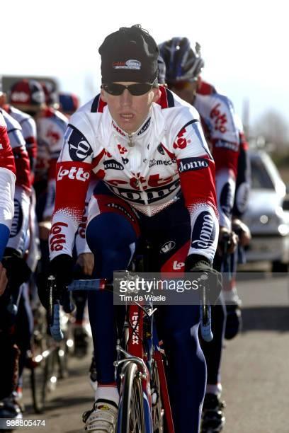 Stage Team Lotto Domo Verbrugghe Rik Equipe Ploeg