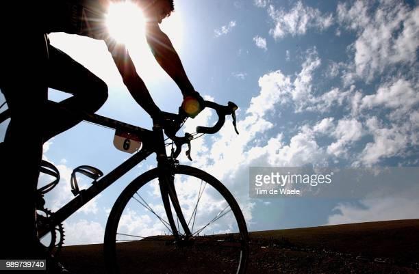 Tdf 2002, Stage 14, Landis Floyd, Illustration, Illustratie, Hombre, Schaduw, Shadow, Tour De France, Ronde Van Frankrijk, Lodeve - Mont Ventoux,