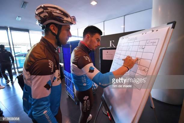 Team AG2R La Mondiale 2018 Rudy Barbier / Team AG2R La Mondiale /