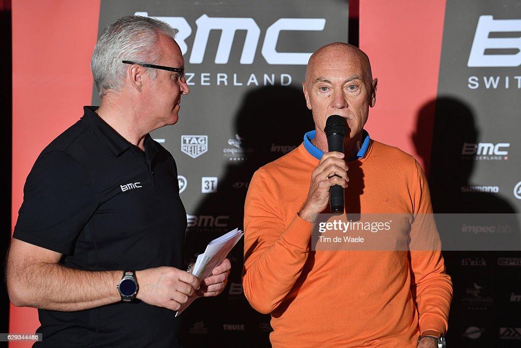 Cycling: Team BMC Racing Team  2017 : News Photo