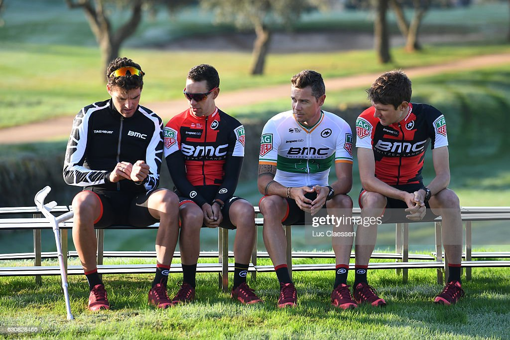 Cycling: Team BMC Racing Team  2017 : News Photo