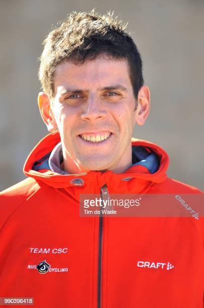 Team Csc Training Camp Californiaigor Diez Pereda Soigneur Kine Verzorger /Equipe Ploeg Tim De Waele