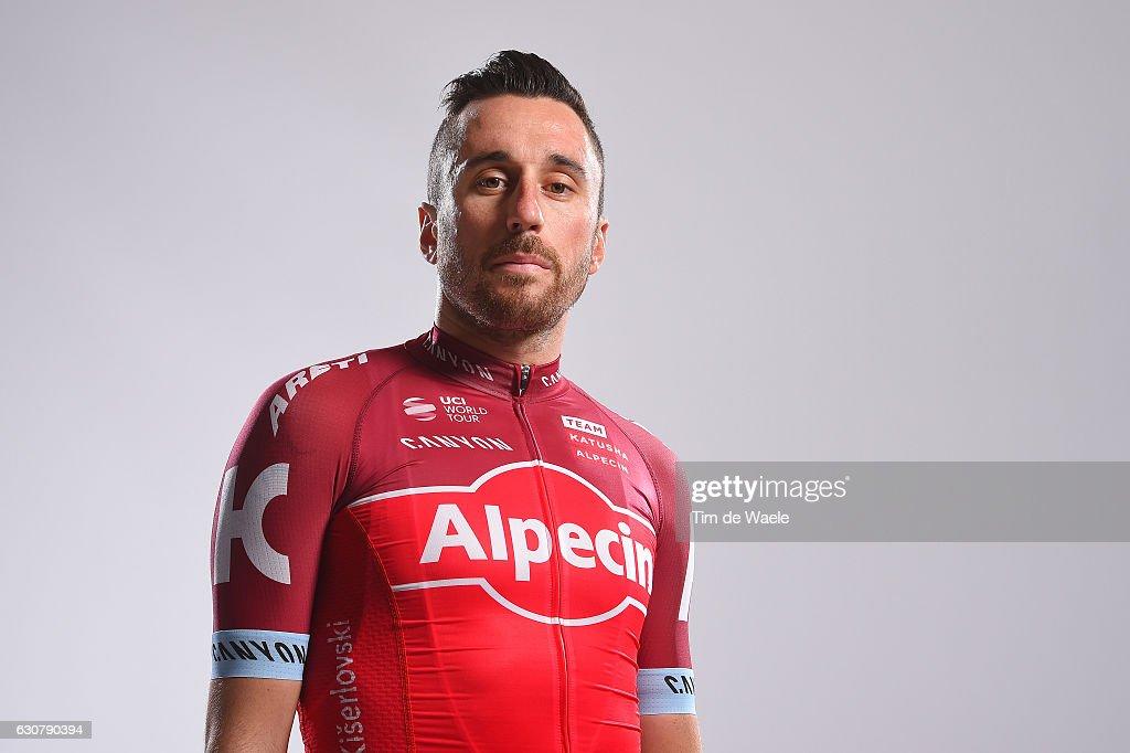 Cycling: Team Katusha Alpecin 2017 : ニュース写真