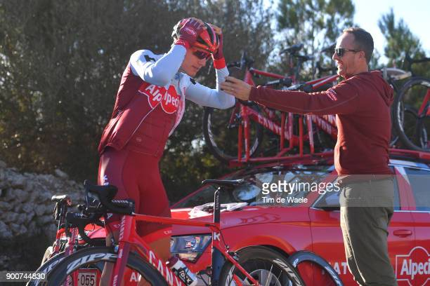 Team Katusha Alpecin 2018 Marcel KITTEL / Nier FALK Press Officer / Team Katusha Alpecin /