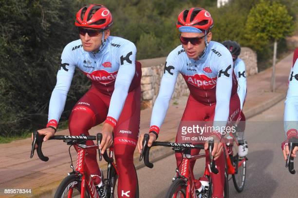 Team Katusha Alpecin 2018 Marcel KITTEL / Tony MARTIN / Sponsor Ride / Team Katusha Alpecin / ©Tim De Waele