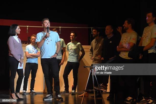 Team Katusha Alpecin 2018 / Team Presentation Marcel KITTEL / Team Katusha Alpecin / Team Presentation /