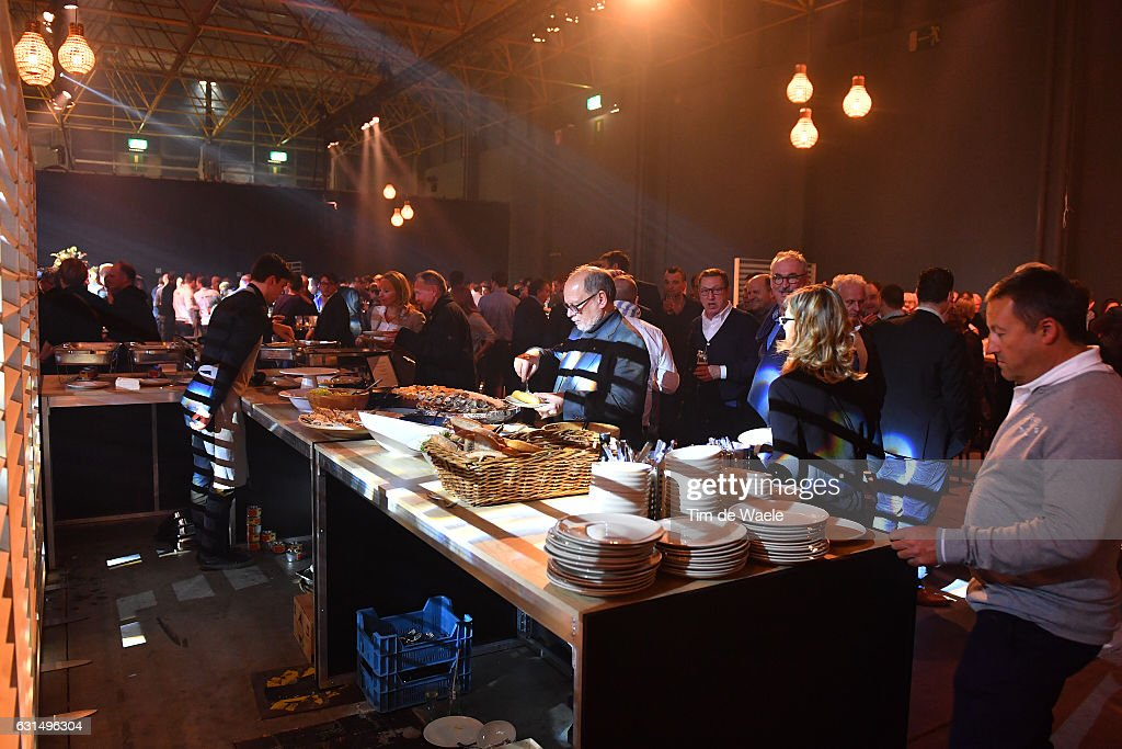 Quick-Step Floors Cycling Team Presentation Photos And Images