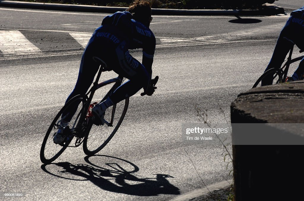 Cycling : Team Quick-Step Innergetic 2007 : News Photo
