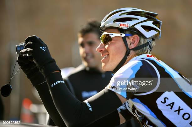 Team Saxo Bank California Training Campmarkus Ljungqvist /Equipe Ploeg Tim De Waele