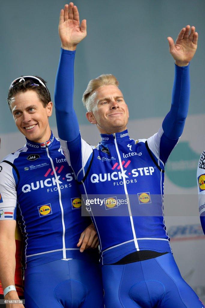 Cycling: Tom Says Thanks / Farewell Race : News Photo