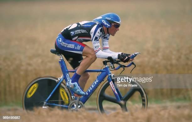 Cycling Tour De France 2000Livingston Kevin Prologue Etape 1Futuroscope Cyclisme Wielrennen Cyclingtdf Iso Sport Tour De France 2000Tour De France...