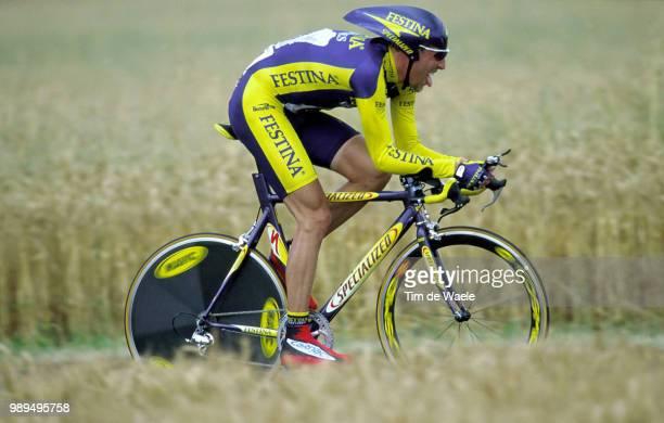 Cycling Tour De France 2000Moreau Christophe Prologue Etape 1Futuroscope Cyclisme Wielrennen Cyclingtdf Iso Sport Tour De France 2000Tour De France...