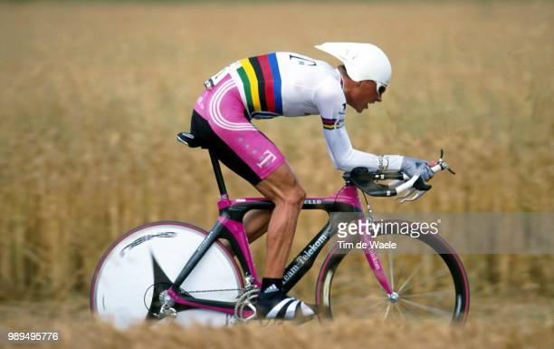 Cycling Tour De France 2000Ullrich Jan Prologue Etape 1Futuroscope Cyclisme Wielrennen Cyclingtdf Iso Sport Tour De France 2000Tour De France Tdf...