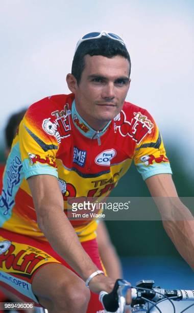 Cycling Tour De France 2000Virenque Richard Prologue Etape 1Futuroscope Cyclisme Wielrennen Cyclingtdf Iso Sport Tour De France 2000Tour De France...