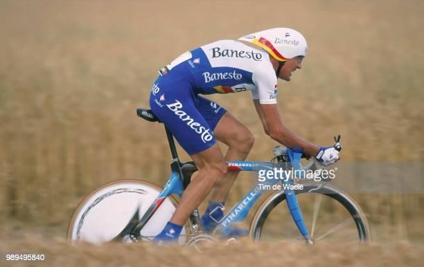 Cycling Tour De France 2000Zulle Alex Prologue Etape 1Futuroscope Cyclisme Wielrennen Cyclingtdf Iso Sport Tour De France 2000Tour De France Tdf 2000...