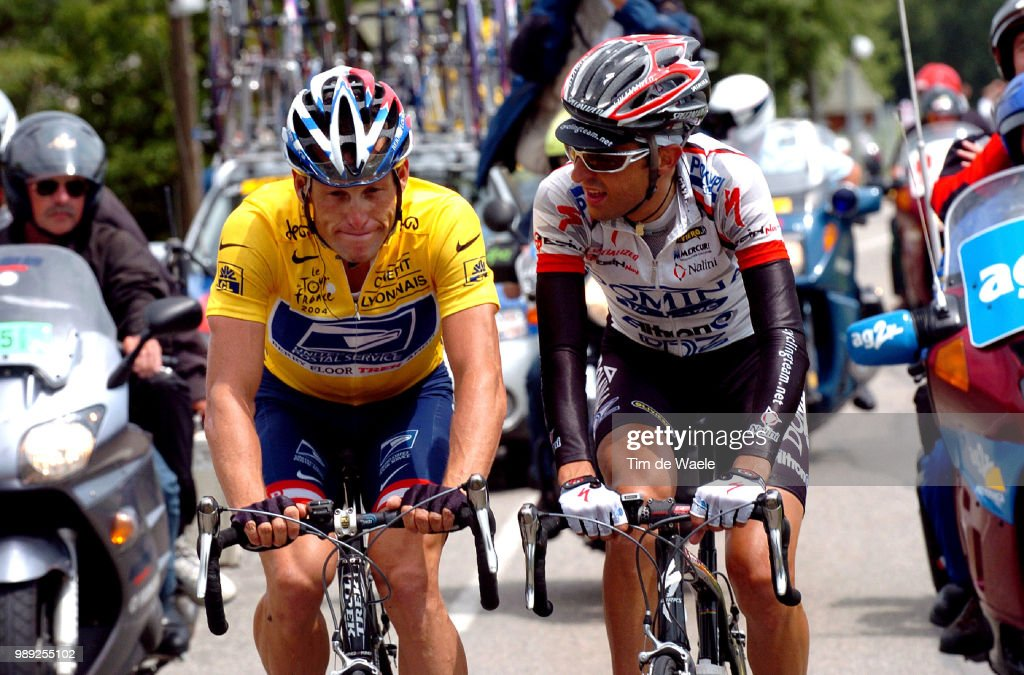 Cycling : Tour De France 2004 : News Photo