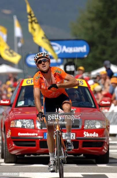 Tour De France 2005, Stage 14 Zubeldia Haimar Agde - Ax-3-Domainesetape Ritronde Van Frankrijk, Tdf, Uci Pro Tour