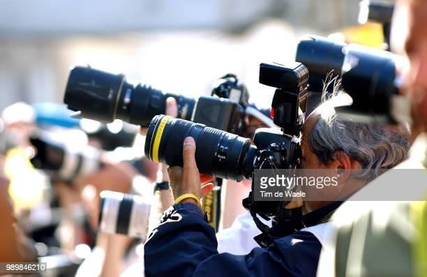 Tour De France 2005, Stage 19Illustration Illustratie, Photographer Fotograaf, Press Persissoire - Le Puy-En-Velayetape Ritronde Van Frankrijk, Tdf,...