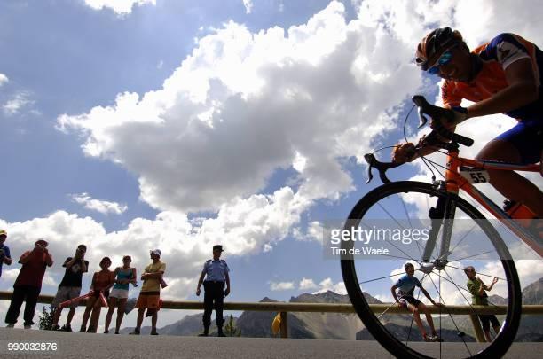 Tour De France 2006, Stage 15Flecha Juan Antonio , Illustration Illustratie Hombre Shadow Schaduw Silhouetgap - L'Alpe D'Huez Etape Rit, 93E Ronde...