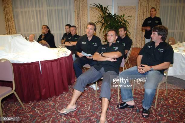 Tour De France 2006 Stage 6Team Phonak Ishares World Cup Football Germany Coupe Du Monde Foot Allemagne Wereldbeker Voetbal Duitslandlisieux Vitrã©...