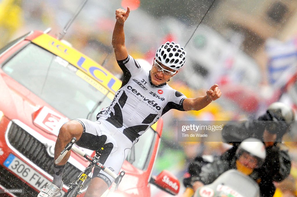 Cycling - Tour de France - Stage 13 : Nachrichtenfoto
