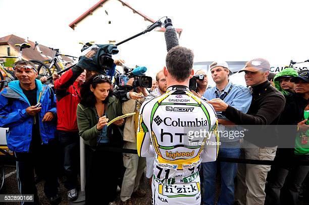 'Cycling Tour de France 2009 / Stage 15 CAVENDISH Mark / Press Pers Presse / Pontarlier Verbier / Rit Etape / TDF / Ronde van Frankrijk / Tim De...