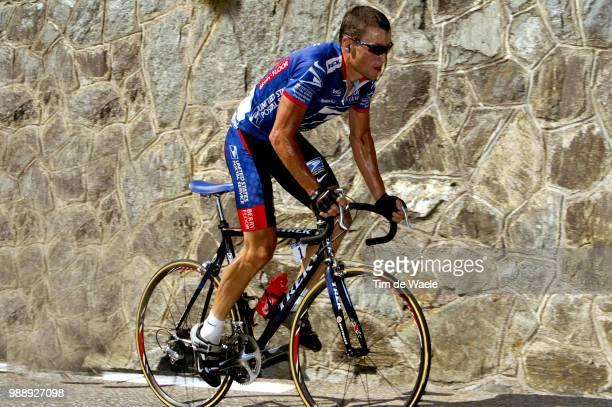 Tour De France, Stage 8, Armstrong Lance, Sallanches - L'Alpe D'Huez /Ronde Van Frankrijk 2003 , 100 Ans, Jaar, Year, Etape, Rit,