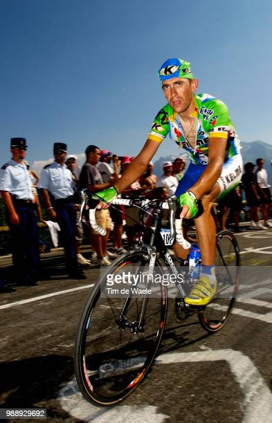 Tour De France, Stage 8, Gutierrez Ignacio, Sallanches - L'Alpe D'Huez /Ronde Van Frankrijk 2003 , 100 Ans, Jaar, Year, Etape, Rit,
