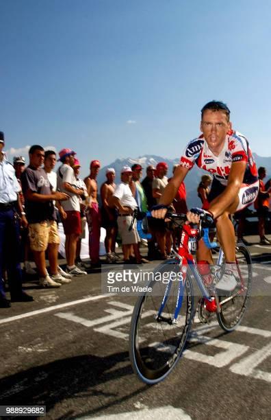 Tour De France, Stage 8, Moerenhout Koos, Sallanches - L'Alpe D'Huez /Ronde Van Frankrijk 2003 , 100 Ans, Jaar, Year, Etape, Rit,
