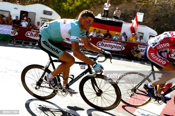 Tour De France, Stage 8, Ullrich Jan, Sallanches - L'Alpe D'Huez /Ronde Van Frankrijk 2003 , 100 Ans, Jaar, Year, Etape, Rit,