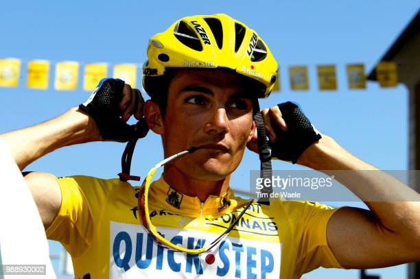 Tour De France, Stage 8, Virenque Richard, Maillot Jaune, Yellow Jersey, Gele Trui, Sallanches - L'Alpe D'Huez /Ronde Van Frankrijk 2003 , 100 Ans,...