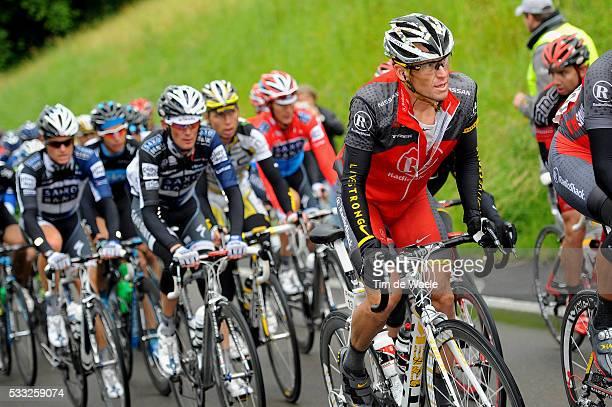 Tour de Suisse 2010 / Stage 7 ARMSTRONG Lance / SCHLECK Frank / SCHLECK Andy / Savognin Wetzikon / Etape Rit / Tim De Waele