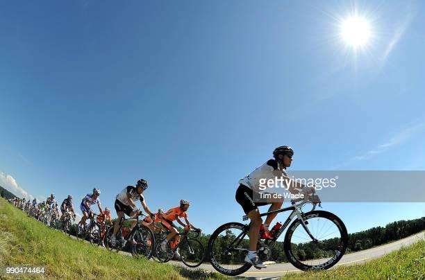 Tour De Suisse, Stage 7Illustration Illustratie, Peleton Peloton, Silhouet Shadow Schaduw, Landscape Paysage Landschap, Lill Darren , Gruy?Res - Lyss...