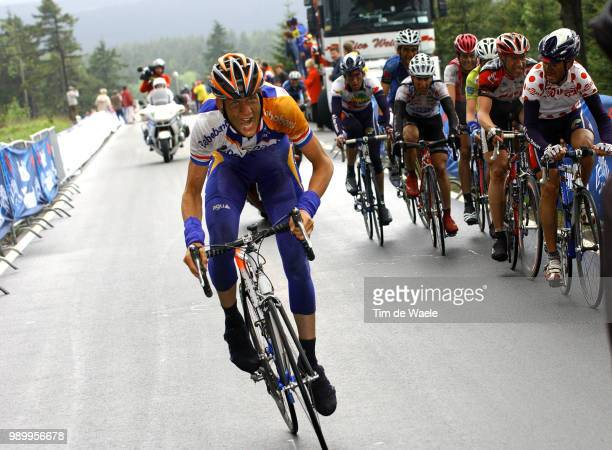 Tour Germany 2004Weening Pieter Mancebo Perez Francisco Voigt Jens Kloden Andreas Sinkewitz Patrik Yellow Jersey Maillot Jaune Gele Trui Stage 6...