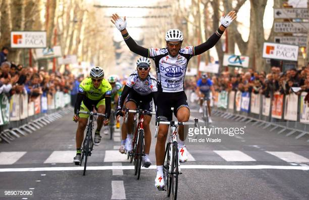 Tour Mediterraneen 2004Stage 4 : Greasque - Marignanecipollini Mario Joie Celebration Vreugde, Aug Andrus , Zanotti Marco Ronde Van De Middelandse...