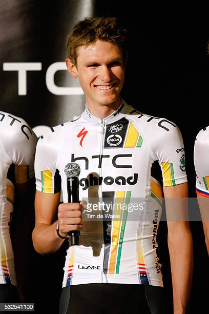 Tour of California 2011 / Stage 1 Tejay VAN GARDEREN / Team HTC High Road / Presentation / Press Conference PC / South Lake Tahoe South Lake Tahoe /...