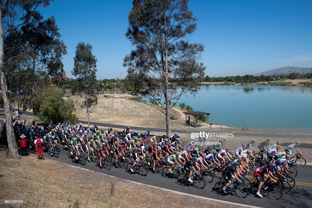 Cycling: Tour Of California 2014/ Stage 3 : News Photo